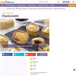 Ricetta Pasticciotti