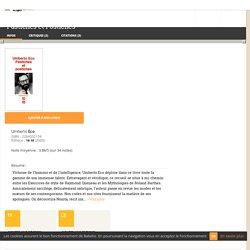Pastiches et Postiches - Umberto Eco