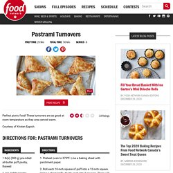 Pastrami Turnovers Recipes