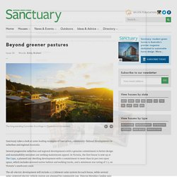 Beyond greener pastures - Sanctuary Magazine