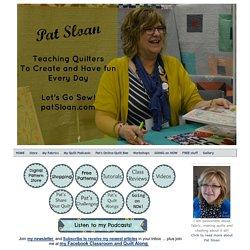 Pat Sloan's Blog