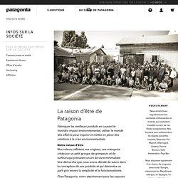 Patagonia - Les valeurs d'un petit groupe de grimpeurs et de surfeurs qui prônaient un art de vivre minimaliste