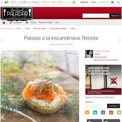 Directo al Paladar - Patatas a la escandinava. Receta