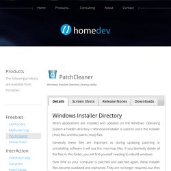 homedev - software development out of the box