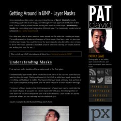 patdavid.net: Getting Around in GIMP - Layer Masks