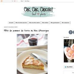 Chic, chic, chocolat...: Pâté de pommes de terre au bleu d'Auvergne