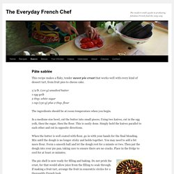 The Everyday French Chef