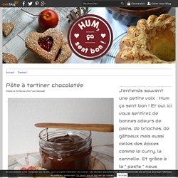 Pâte à tartiner chocolatée