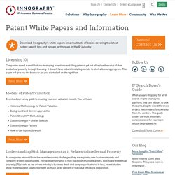 Patent Information