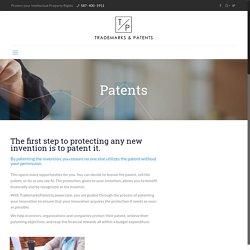 Patents - Edmonton & Calgary Patents