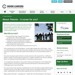 Graduate Jobs, Internships & Careers Advice - Inside Careers