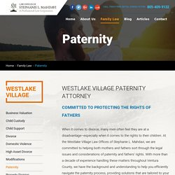 Westlake Village paternity attorney