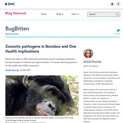 BLOG BMC BUGBITTEN 26/03/21 Zoonotic pathogens in Bonobos and One Health implications