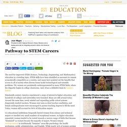 Pathway to STEM Careers