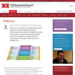Executive Council: Pathways: Leadership Development