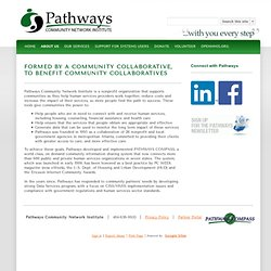 About Us - Pathways Community Network