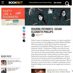 Reading Pathways: Susan Elizabeth Phillips
