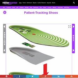 Patient-Tracking Shoes : GPS shoe