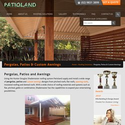 patio, patio for home, custom awnings