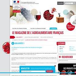 La pâtisserie française attire les étudiants étrangers / Bon Appétit ! - France Agroalimentaire