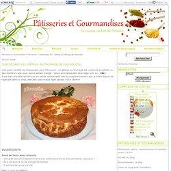 Cheesecake #3 ( Gâteau au fromage de chavouot))