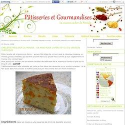 Omelette meguina ou minina : en mini pour l'apéritif ou en version classique