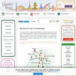 Salons de thé et pâtisseries à Paris : nos meilleures adresses