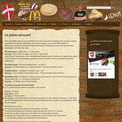 patois savoyard : Envoie du Gros