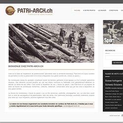 Patri-Arch - Préservons les traces du passé
