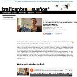 """El """"patriarcado productor de mercancías"""". Debate con Roswitha Scholz"""