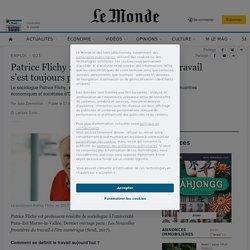 Patrice Flichy: «La question du sens au travail s'est toujours posée»