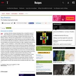 San Patricio - The Chieftains featuring Ry Cooder - Musiques du Monde