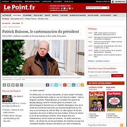Patrick Buisson, le cartomancien du président
