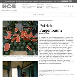 Patrick Faigenbaum - Fondation Henri Cartier-Bresson