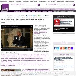 Patrick Modiano, Prix Nobel de Littérature 2014 - Littérature