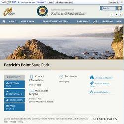 Patrick's Point SP