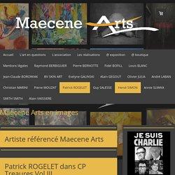 Patrick ROGELET - Maecene Arts