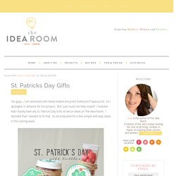 St. Patricks Day Gifts