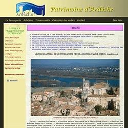 Patrimoine d'Ardèche : Viviers