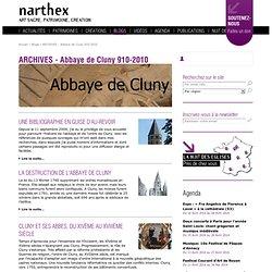 Abbaye de Cluny 910-2010
