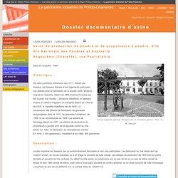 Le patrimoine industriel de Poitou-Charentes - dossier documentaire d'usine