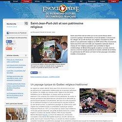 Saint-Jean-Port-Joli et son patrimoine religieux