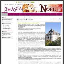Patrimoine et histoire > Les monuments à visiter