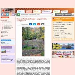 Prague insolite : Parcs et forêts de Prague : un patrimoine insoupçonné