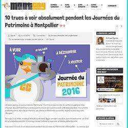 Journées du Patrimoine à Montpellier