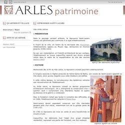 Patrimoine de la ville d'Arles