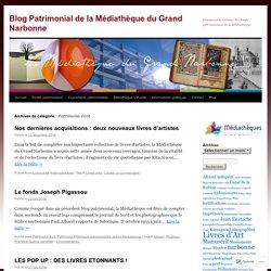 Blog Patrimonial de la Médiathèque du Grand Narbonne