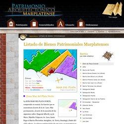 Patrimonio Arquitectónico marplatense