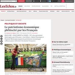 Le patriotisme économique plébiscité par les Français