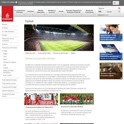 Patrocinios de Emirates